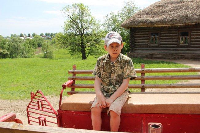 Сказка в Ясной Поляне 2015